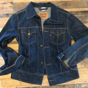 Levi's Denim Jean Jacket Ladies Small